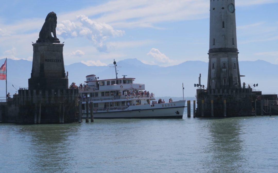 Weiter geht die Reise am Bodensee