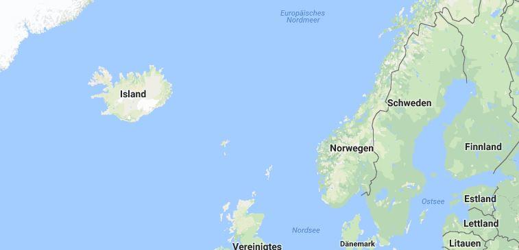 Nächstes Ziel: Skandinavien