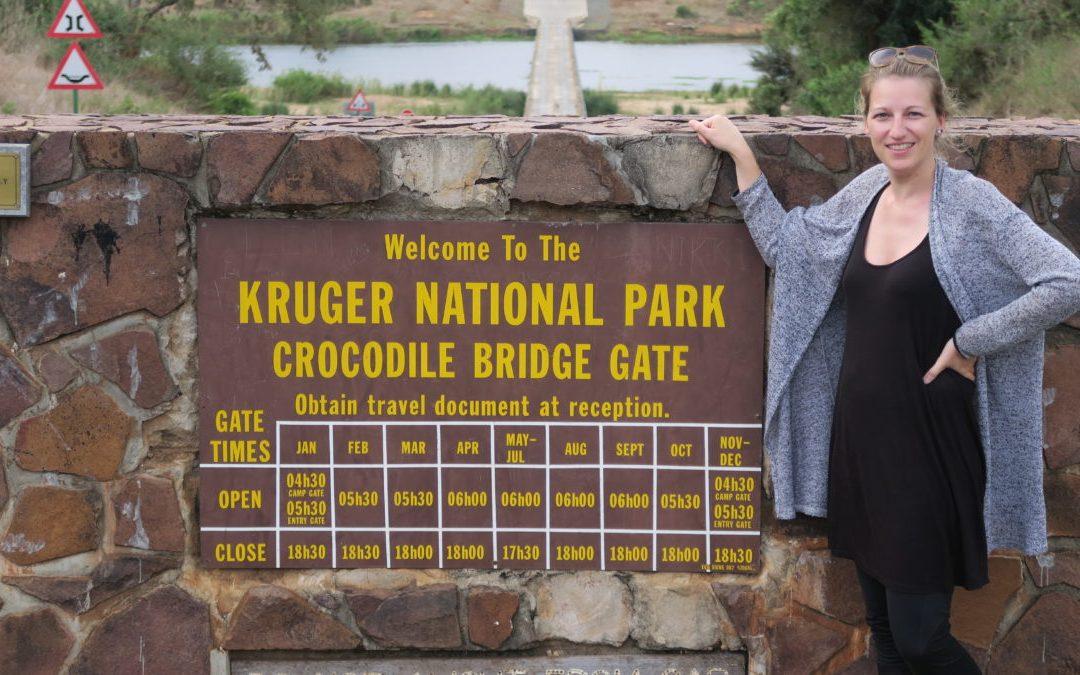 Kindheitstraum: Kruger National Park