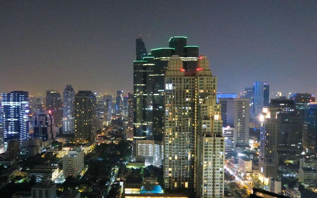 Bangkok again…