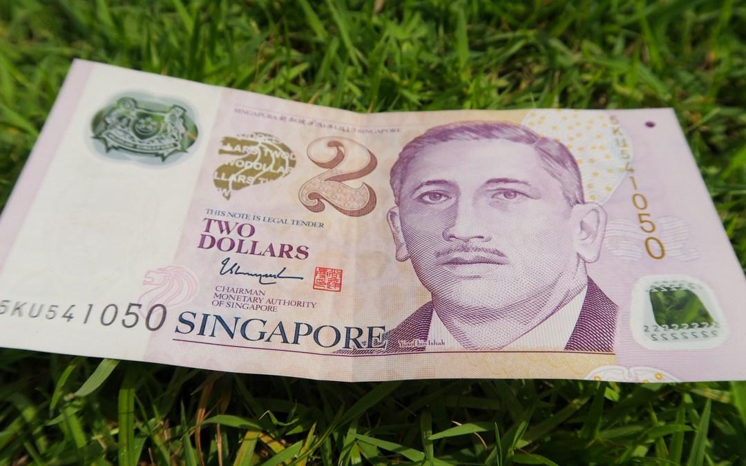 Weltreise-Kosten: 3 Tage Singapur