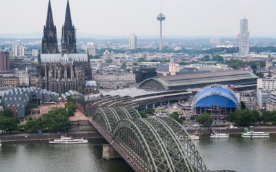 Sightseeing in der Heimat: Köln Triangle Turm