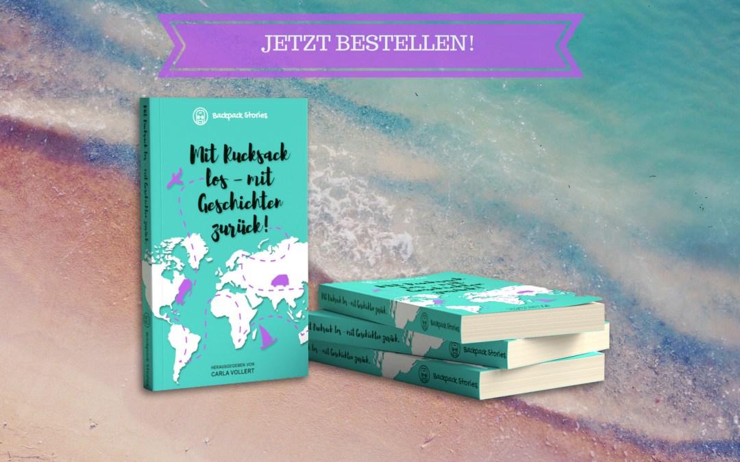 """Backpack Stories """"Mit Rucksack los – mit Geschichten zurück"""""""