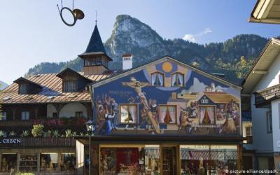 Travel to Oberammergau