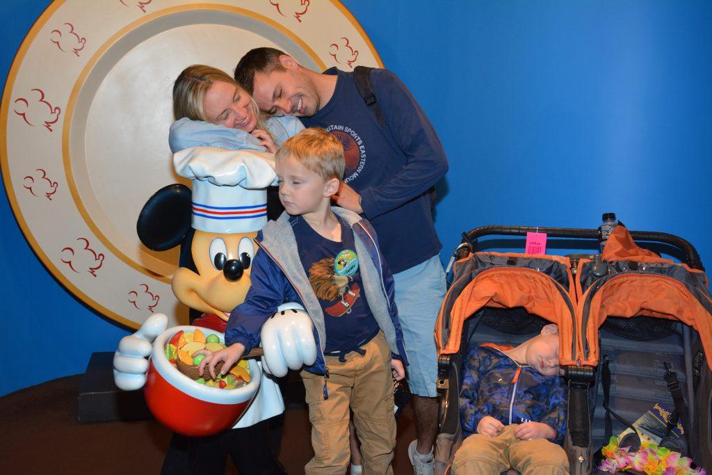 Disney World, Orlando, Florida, Chef Mickey's