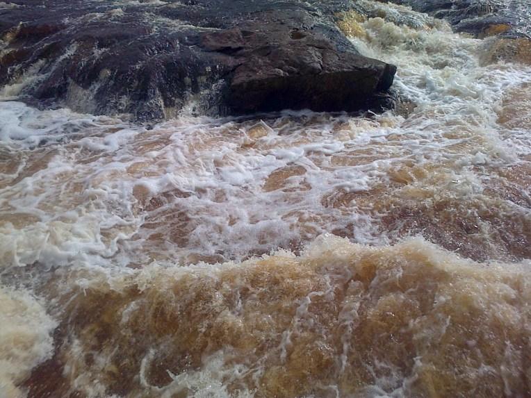 Big Fork River Falls, MN