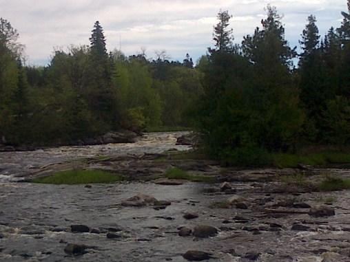 Big Fork River Falls
