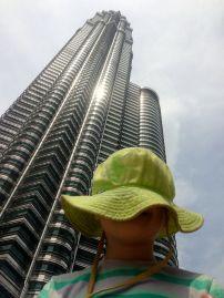 Petronas Twin Towers, KL, Malaysia.