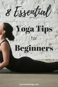 These 8 yoga tips for beginners will help you start a wonderful yoga practice.