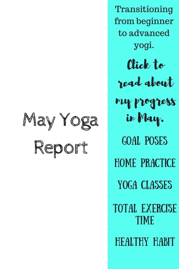 May Yoga Report