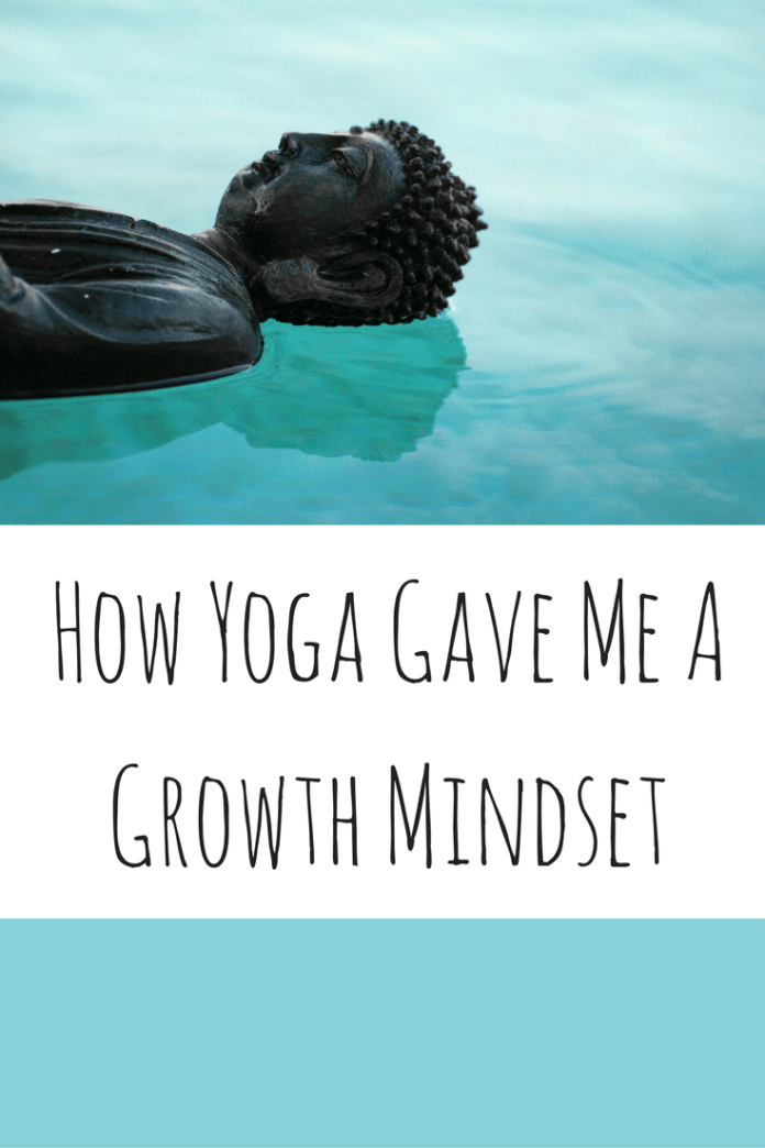 How yoga gave me a yoga mindset