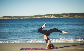 4 Things that kepy me from getting yoga headstands