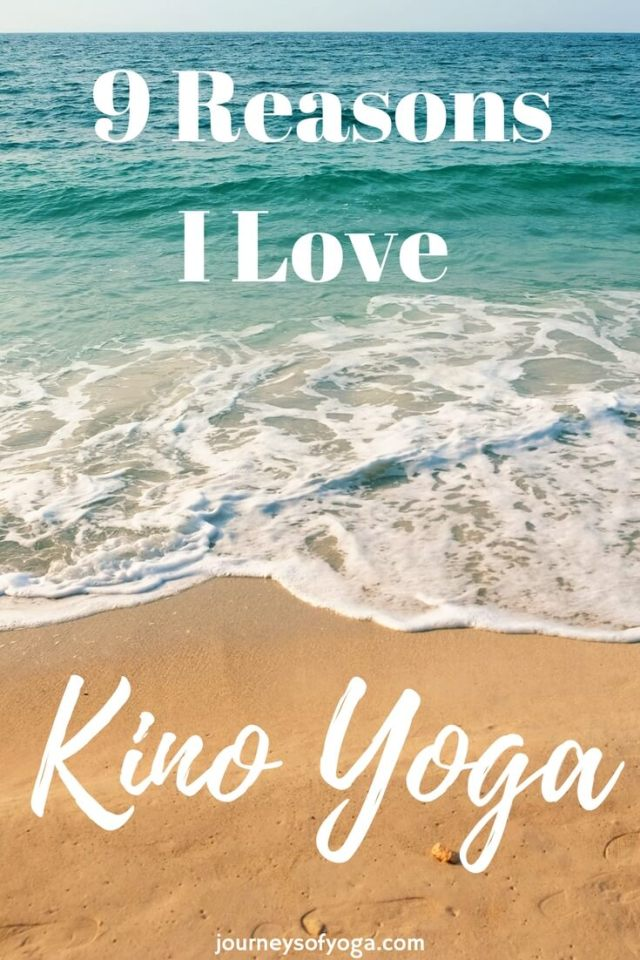 Kino Yoga: Her impressive resume is not the only reason I admire her