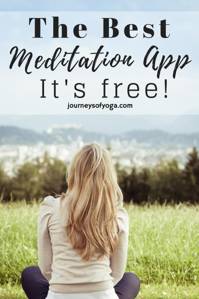 The Insight Meditation Timer app is amazing and free! Read the post for all details about what you can do with this app.