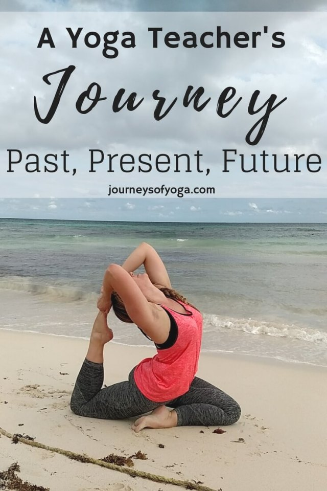 My Yoga Journey; Past, Present, Future