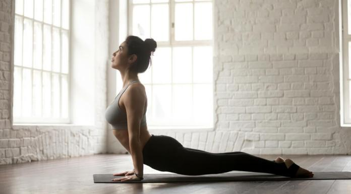 Upward Facing Dog and Cobra Pose are very different, yet most yoga students combine the two which leads to a very unsafe pose for your lower back. Read the post for more details...