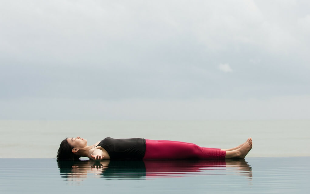 Relaxing Savasana Script - Journeys of Yoga