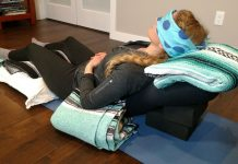 Restorative Yoga Sequence