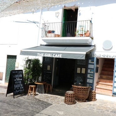 THE GIRI CAFE IBIZA