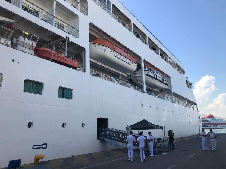Wilkommen an Bord / Welcome on board