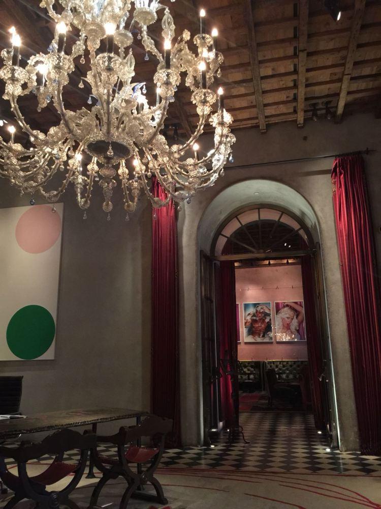 LOBBY GRAMERCY PARK HOTEL