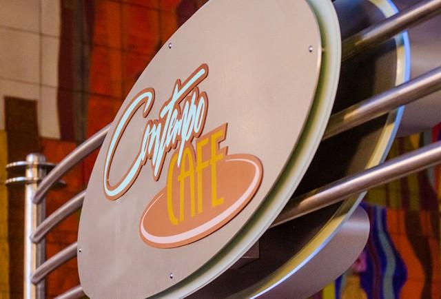 Contempo Café- Healthy Disney Dining Options