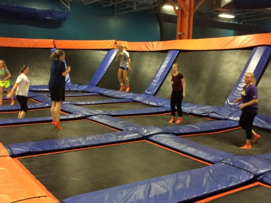 Fly High with a Sky Zone Party