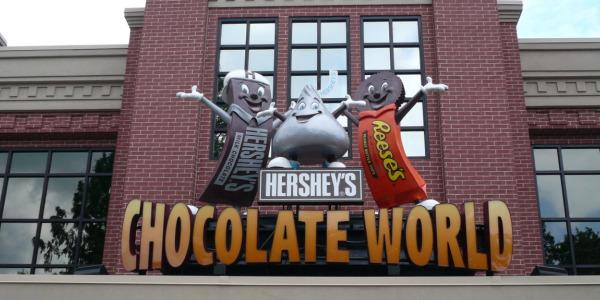 Indulge in Hershey's Chocolate Covered February