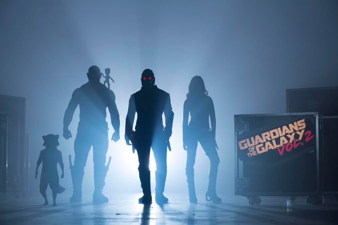 Groot and the Team are back in Guardians of the Galaxy Vol 2