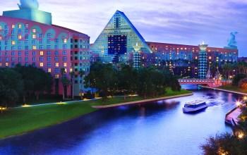Sandtastic Weekends at Disney Swan & Dolphin Resorts