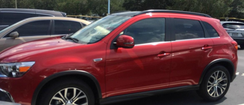 Mitsubishi Outlander Sport: A City SUV
