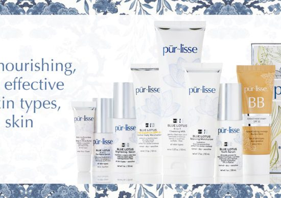 Awaken your Skin with pur~lisse