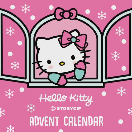 hello kitty advent