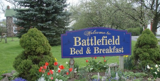 Historic Bed & Breakfasts of Gettysburg, Pennsylvania