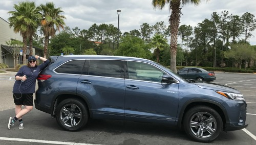 2017 Toyota Highlander Hybrid Limited Platinuim: Let's You Go Places