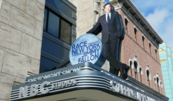 Race Through New York starring Jimmy Fallon at Universal Studios
