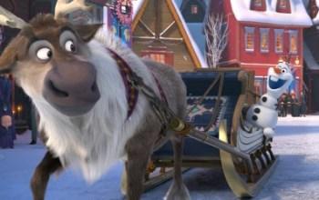 OLAF'S FROZEN ADVENTURE from Walt Disney Animation Studios