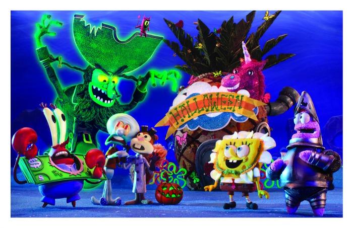 spongebob squarepants halloween
