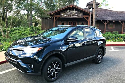 Toyota RAV 4 Hybrid: For The Family On The Go