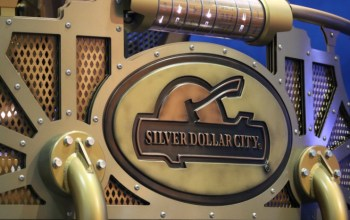 Time Traveler Ride Vehicle: First Look from Silver Dollar City