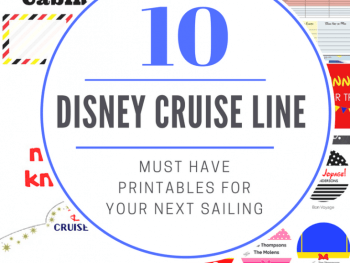disney cruise line crafts