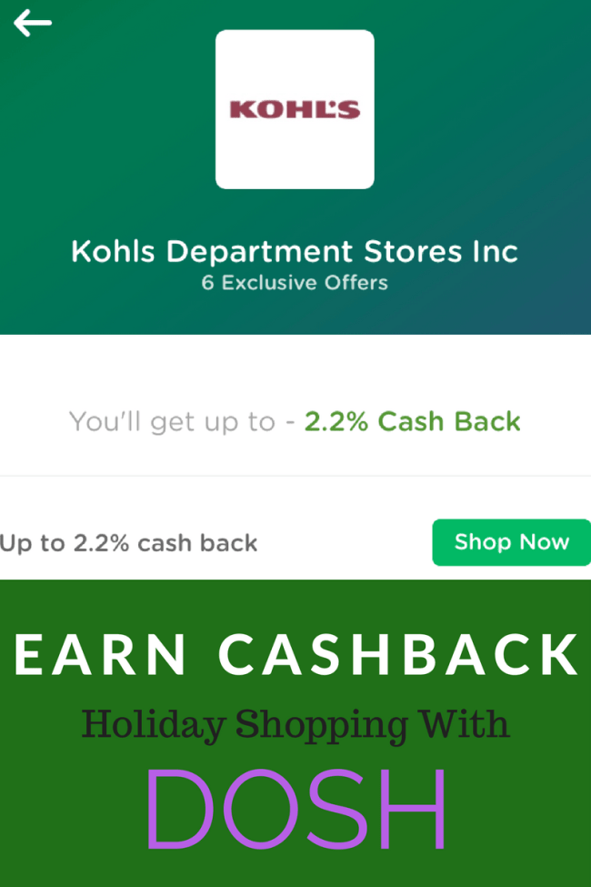 cashback offer dosh
