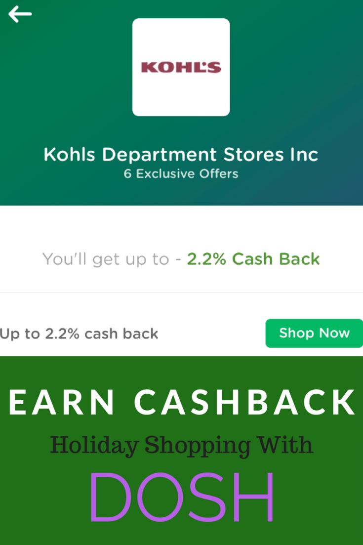 cashback offer dosh