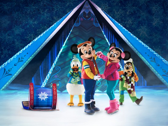Disney On Ice: FROZEN is coming to Baltimore January 31-February 4