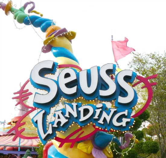 Seuss Landing at Islands of Adventure: The Complete Guide