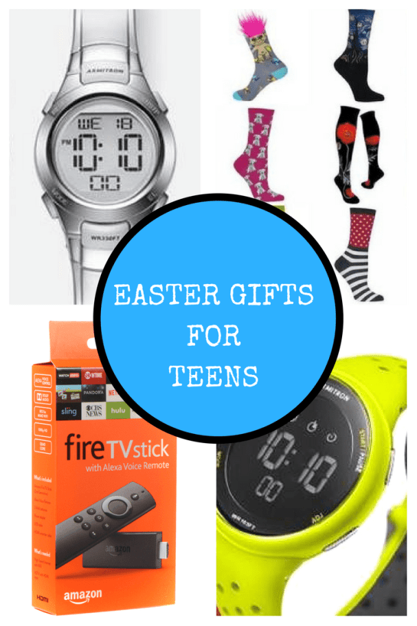 easter gifts for teens