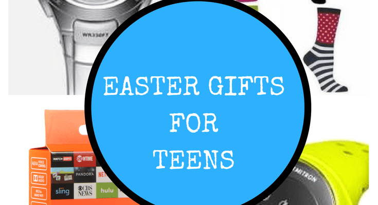 Easter Gifts For Teens: No Candy In These Baskets