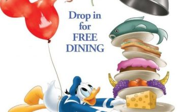 Free Disney Dining Offer Is Back! 2018 Dates and Details