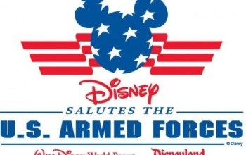 Disney Armed Forces Salute Discount: Save Up To 40% Off