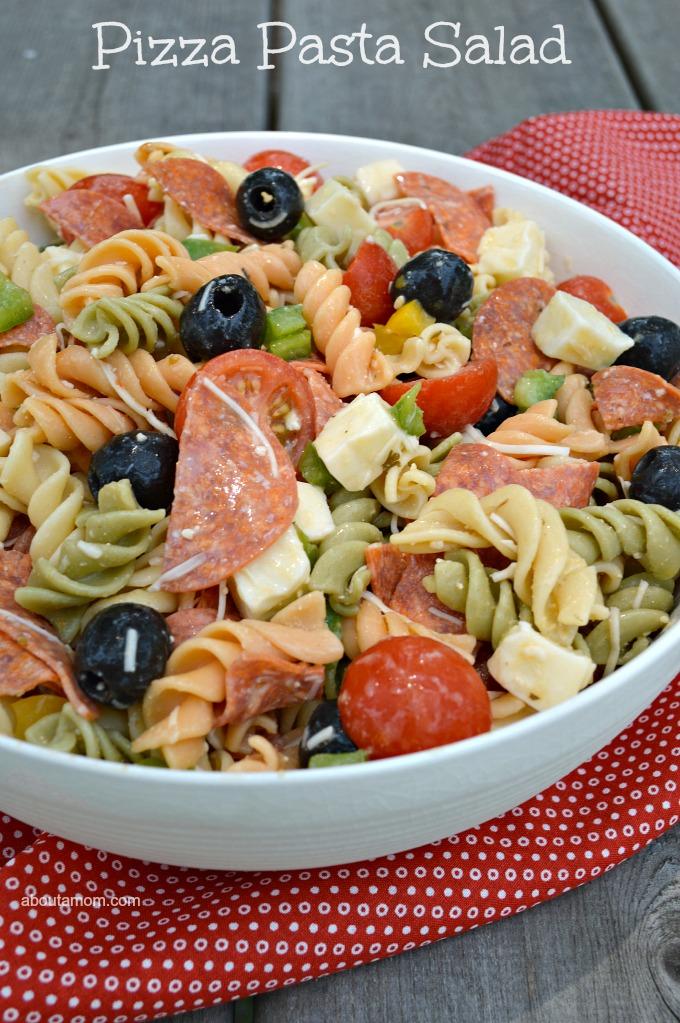 Pasta Salad Recipes: 20 Picnic Favorites